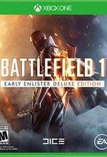 Xbox One Battlefield 1 Early Enlister Deluxe Edition (No DLC)