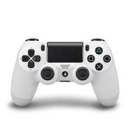 Playstation 4 PS4 Dualshock 4 White Controller (Used)