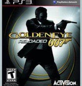Playstation 3 007 GoldenEye Reloaded (No Manual)