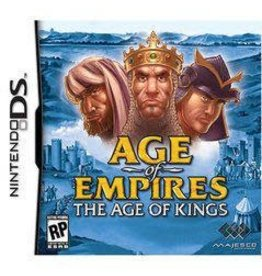 Nintendo DS Age of Empires The Age of Kings (CiB)