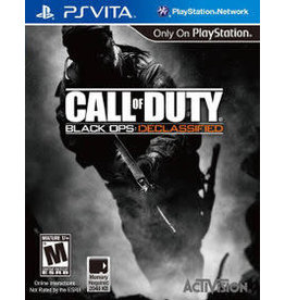 Playstation Vita Call of Duty Black Ops Declassified (Cart Only)
