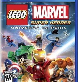 Playstation Vita LEGO Marvel Super Heroes: Universe in Peril (Cart Only)
