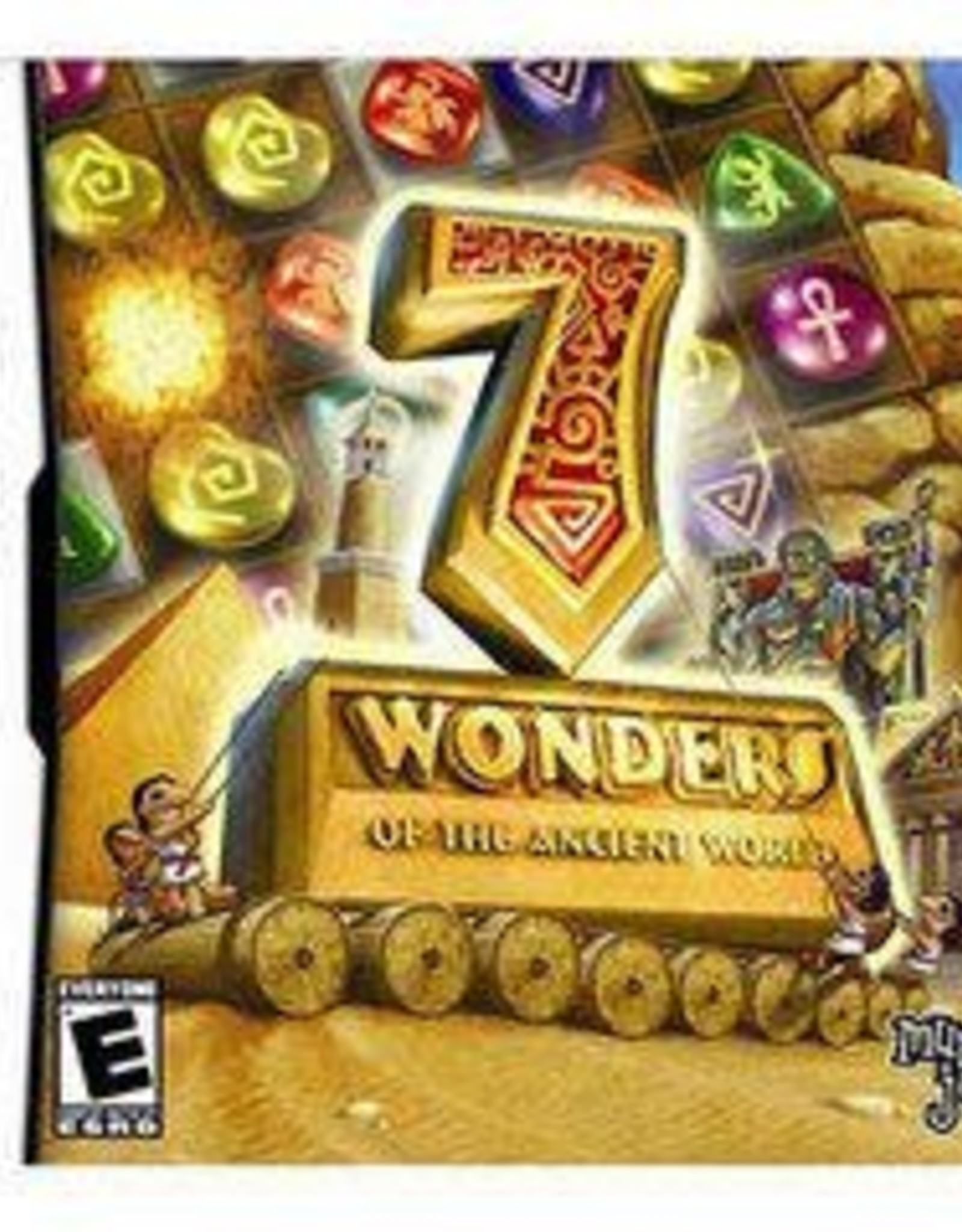 Nintendo DS 7 Wonders of the Ancient World (Cart Only)