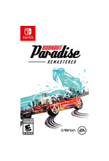 Nintendo Switch Burnout Paradise Remastered