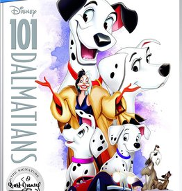 Disney 101 Dalmations Signature Collection (USED)