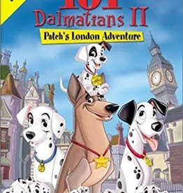 Disney 101 Dalmations II Patch's London Adventure (USED)