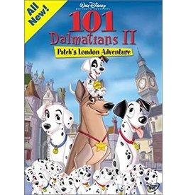 Disney 101 Dalmations II Patch's London Adventure (USED)