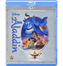 Disney Aladdin 1992 Diamond Edition (USED)