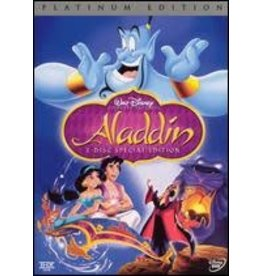 Disney Aladdin 1992 Platinum Edition (USED)