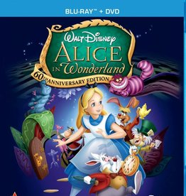 Disney Alice in Wonderland 60th Anniversary Edition (USED)