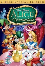 Disney Alice in Wonderland Special UN-Anniversary Edition (USED)