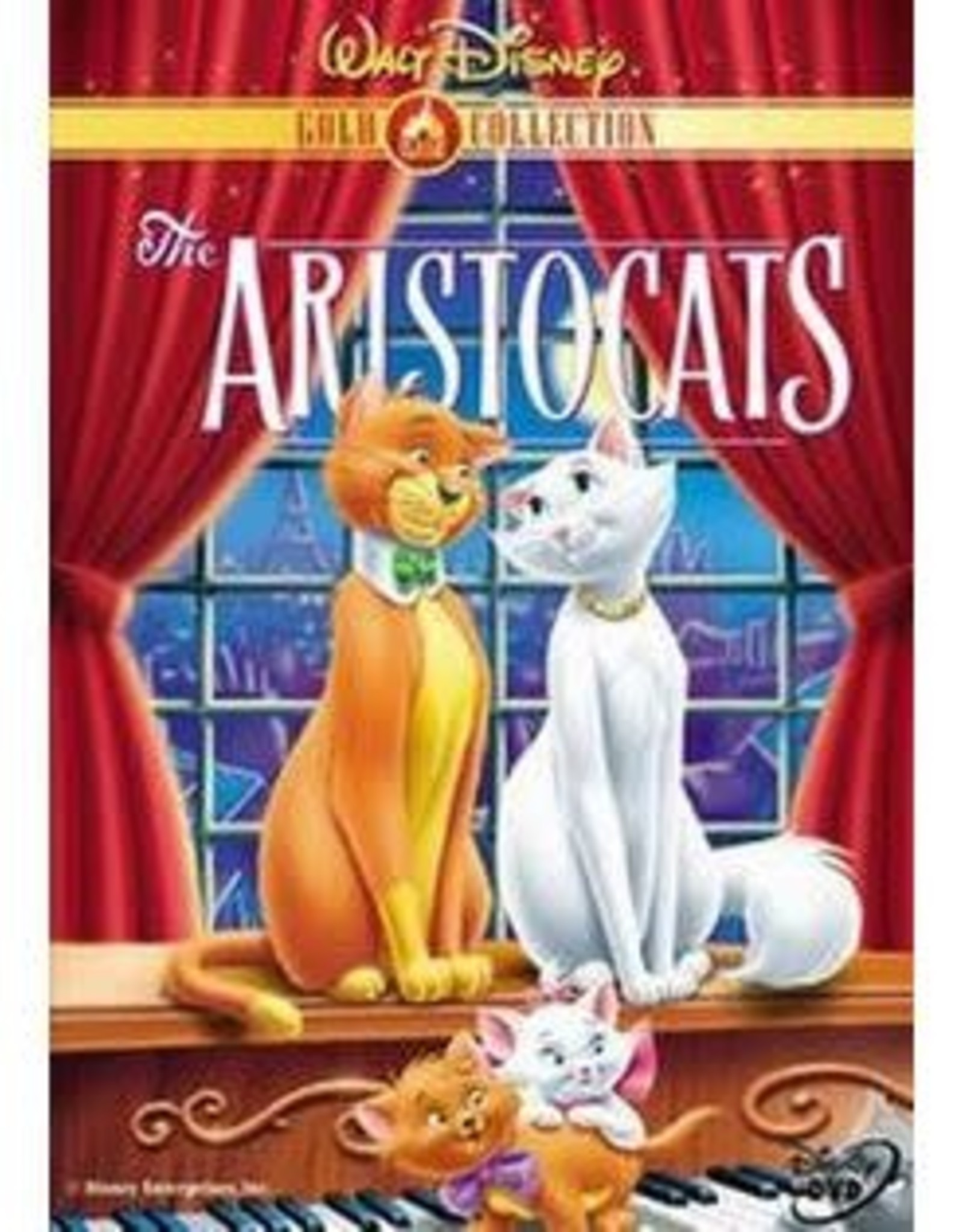 Disney Aristocats Gold Collection (USED)