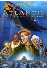 Disney Atlantis the Lost Empire