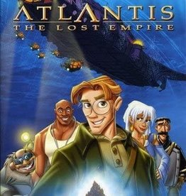 Disney Atlantis the Lost Empire (USED)