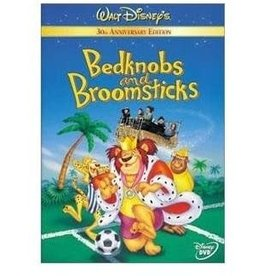 Disney Bedknobs And Broomsticks 30th Anniversary Edition (USED)