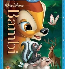 Disney Bambi Diamond Edition (Blu-ray Only USED)