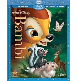 Disney Bambi Diamond Edition (Blu-ray Only USED)