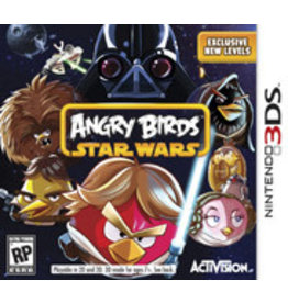 Nintendo 3DS Angry Birds Star Wars (CiB)