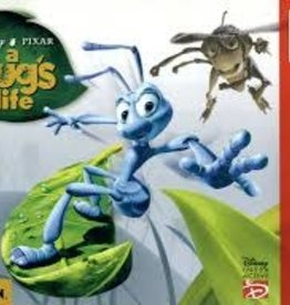 Nintendo 64 A Bug's Life (Damaged Label, Cart Only)