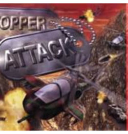 Nintendo 64 Chopper Attack (Cart Only, Damaged Back Label)