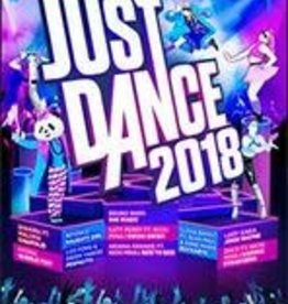 Nintendo Switch Just Dance 2018 (USED)