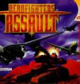 Nintendo 64 Aerofighters Assault (Damaged Label)