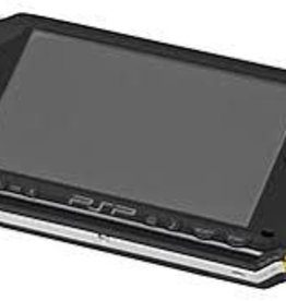 PSP PSP 1000 Console Black (Scratched Screen)
