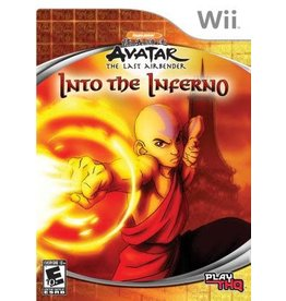 Wii Avatar The Last Airbender Into the Inferno (CiB)