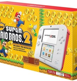 Nintendo 3DS Nintendo 2DS  New Super Mario Bros. 2 Edition (In Box, Game Not Included)