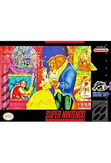Super Nintendo Beauty and the Beast (Cart Only)