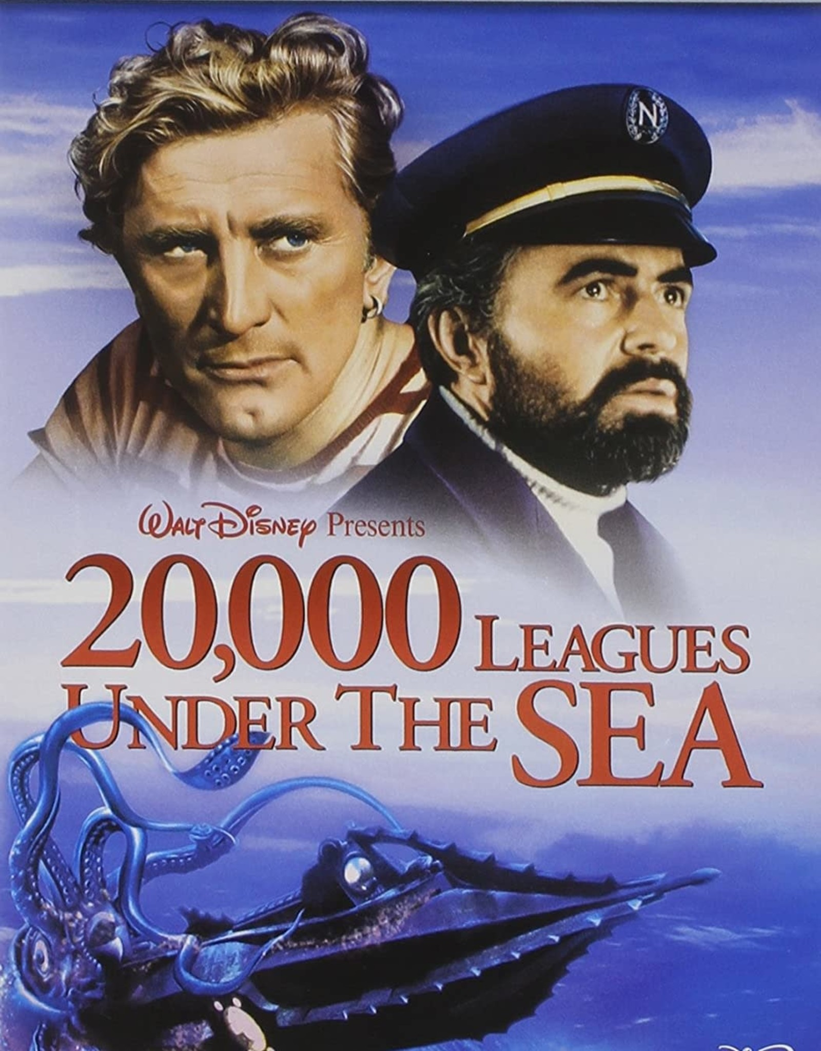 Disney 20,000 Leagues Under the Sea Special Edition (USED)