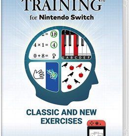 Nintendo Switch Dr. Kawashima's Brain Training with Stylus (PAL Import)
