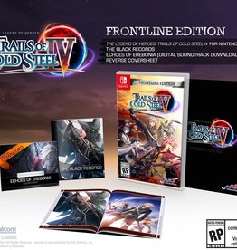 Nintendo Switch Legend of Heroes Trails of Cold Steel IV Frontline Edition  PREORDER