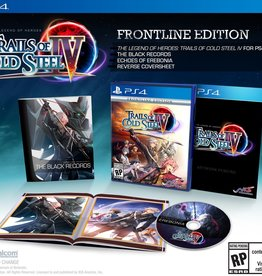 Playstation 4 Legend of Heroes Trails of Cold Steel IV Frontline Edition PREORDER