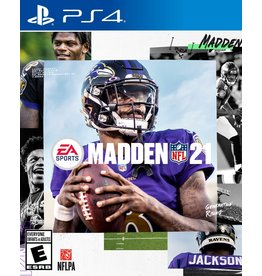 Playstation 4 Madden NFL 21 (PS4)