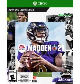 Xbox One Madden NFL 21 (XBONE)