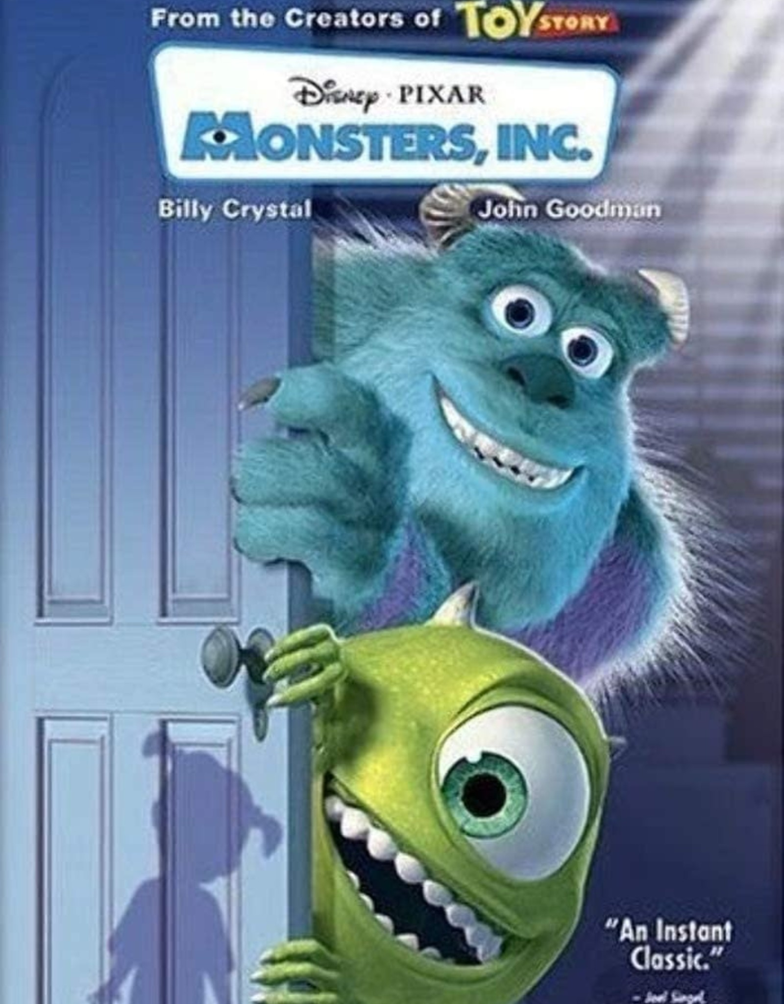 Disney Monsters Inc. Collector's Edition (USED)