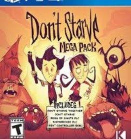 Playstation 4 Don't Starve Mega Pack (Used)