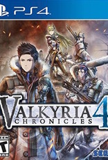 Playstation 4 Valkyria Chronicles 4 (Used)
