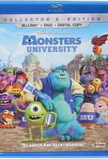 Disney Monsters University Collector's Edition (USED)