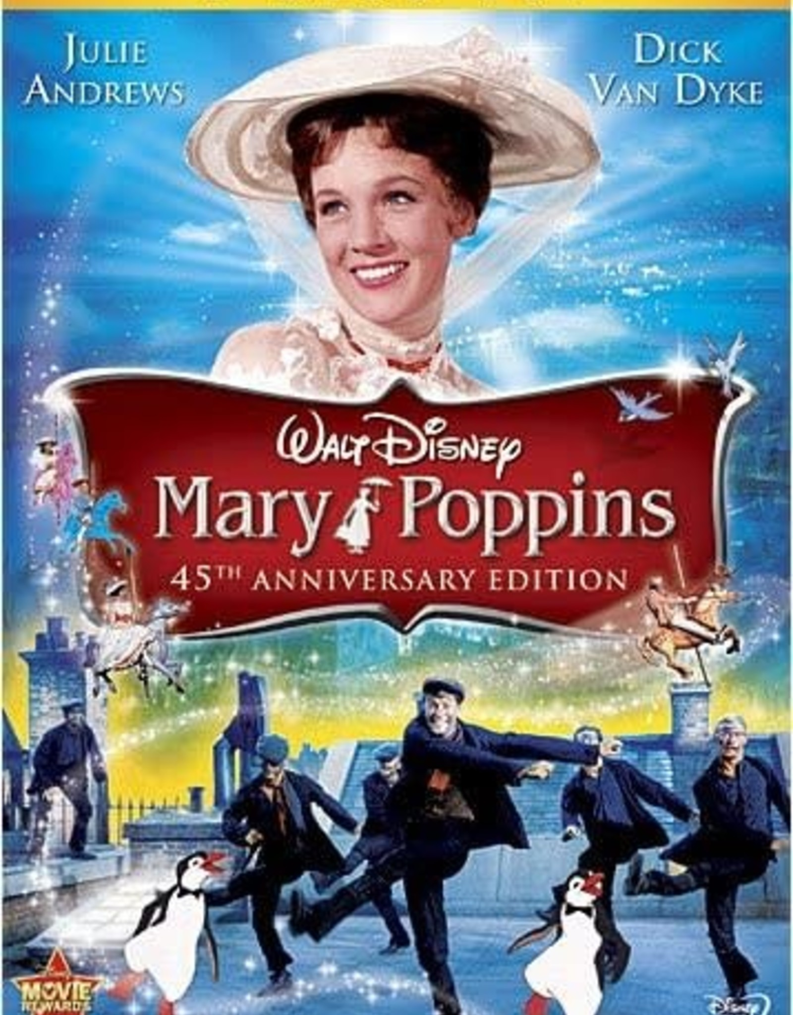Disney Mary Poppins 45th Anniversary Edition (USED)