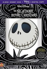 Disney Nightmare Before Christmas, The 2-Disc Collector's Edition (USED)