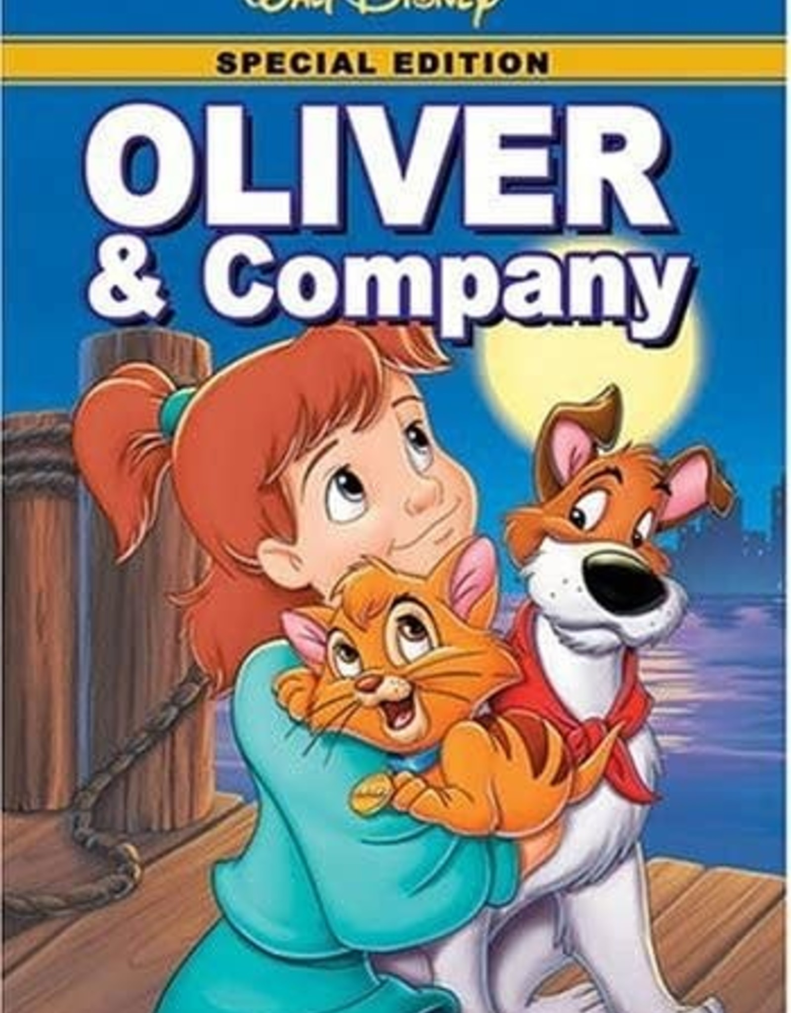 Disney Oliver & Company Special Edition (USED)
