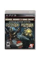 Playstation 3 Bioshock Ultimate Rapture Edition