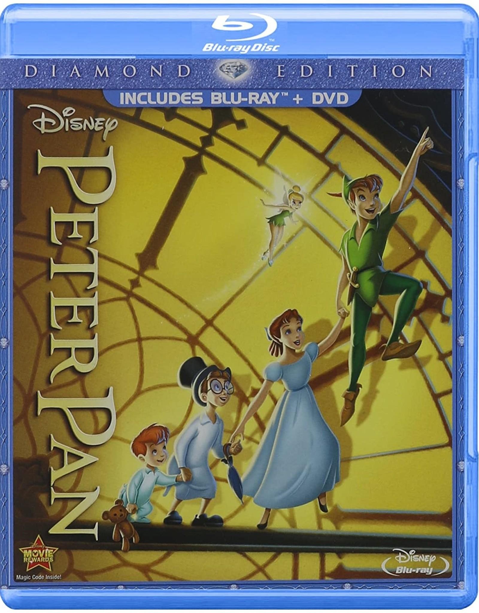 Disney Peter Pan Diamond Edition (USED)