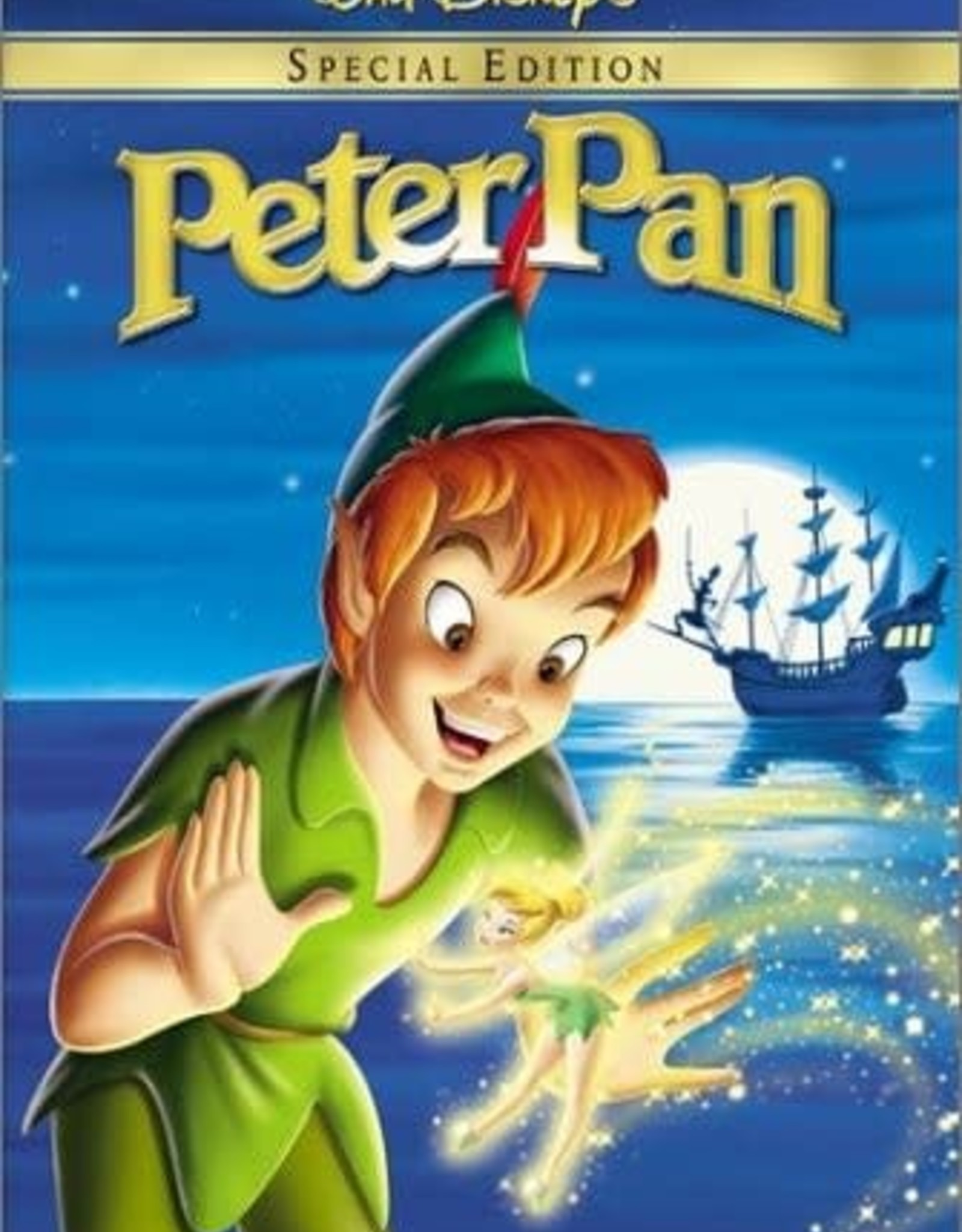 Disney Peter Pan Special Edition (USED)