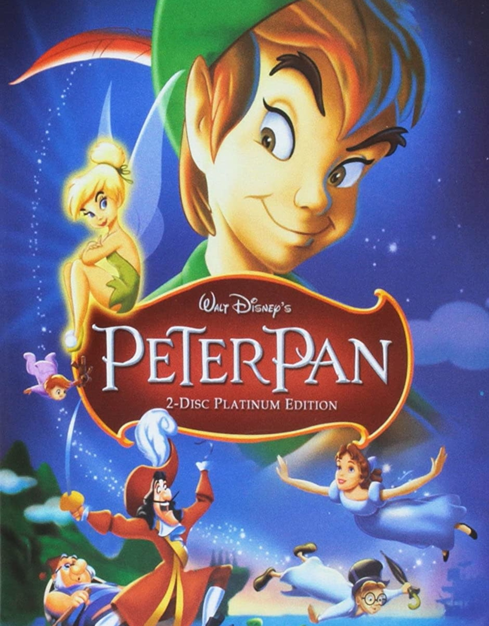 Disney Peter Pan Platinum Edition (USED)