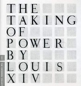 DVD Used The Taking of Power By Louis XIV (Criterion, USED)