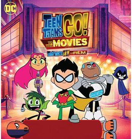Used Bluray Teen Titans Go! To The Movies (USED)