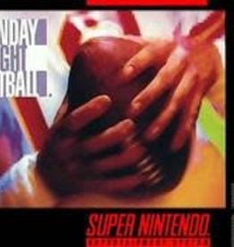 Super Nintendo ABC Monday Night Football (Cart Only)